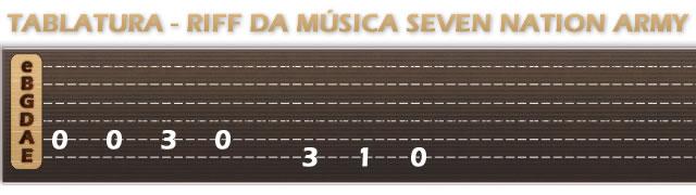 tablatura-solo-riff-seven-nation-army