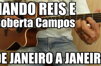 Aprenda De Janeiro a Janeiro – Nando Reis
