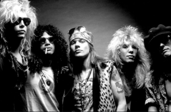 Cifra – Anything Goes – Guns N' Roses