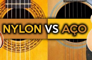 Aço ou nylon: qual corda de violão escolher?