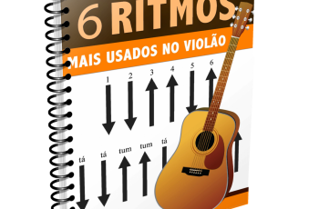 Apostila Gratuita: Modelos de 6 Ritmos mais usados no Violão